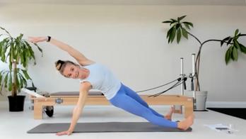 2for1 Pilates (Intermediate-Advanced)