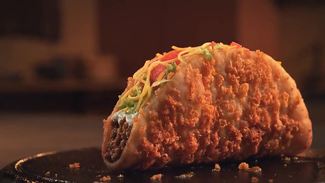Taco Bell Commercial- Soloist