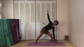 Jo Cursive Yoga Short 9.15.2020