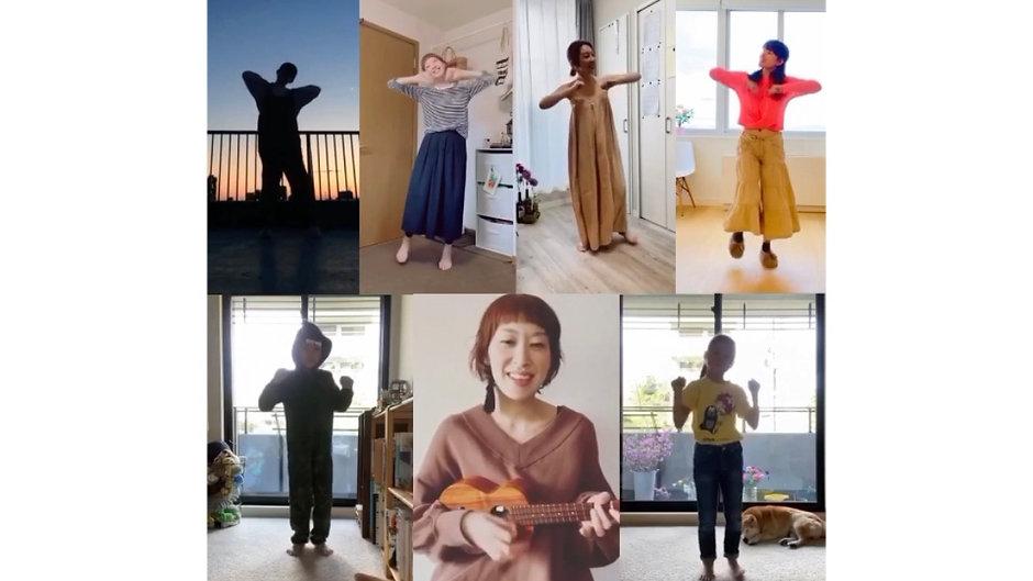 おうちで踊ろうプロジェクト・2020