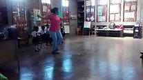 GCEC Nicaraguan Folkloric Dancing Practice