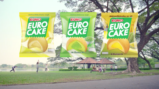 EuroCake Tase of Thailand