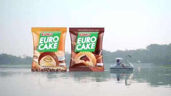EuroCake takes you to Italy & Belgium