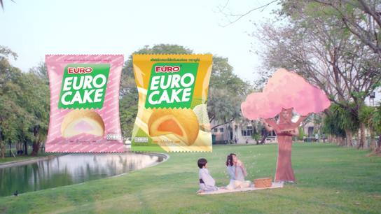 EuroCake goes to Japan
