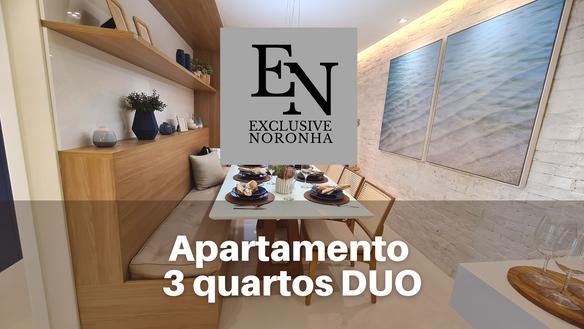 Apartamento DUO de 3 quartos