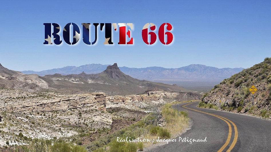 chaîne route 66 - 2017