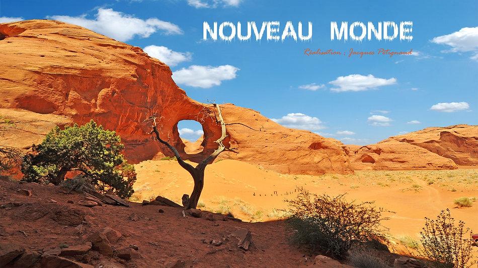 chaîne Nouveau Monde 1