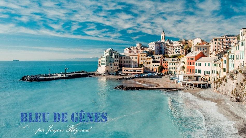 bleu de Gênes - 2014
