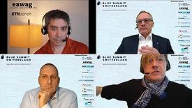 Challengers Olivier Aebi, CEO Gruner AG | Stefan Meierhans, Eidg. Preisüberwacher