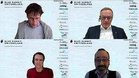 Challengers Dr. Jutta Hellstern, Novartis | Patrick Wittweiler, Mitglied GL Coca-Cola, HBC Schweiz