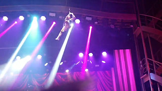 Flight: Dare to Dream, RCCL Symphony of the Seas, 2018