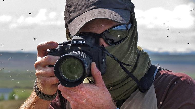 Filmagem nas Áreas Científicas (Online)