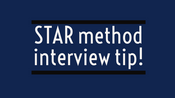 How to Ace Your Interview with the STAR Method