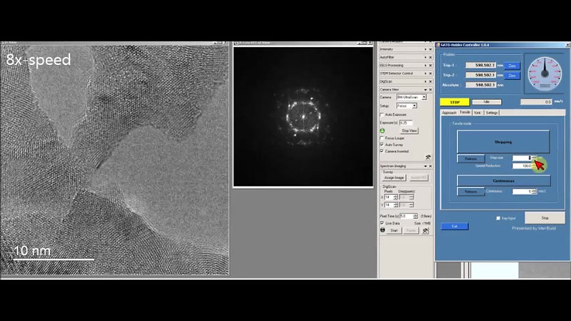 SATO tensile test of C5191 movi to HP