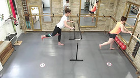 Express Barre with Helen 5th July, 2021