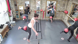 Barre 60 with Helen 13th July, 2021