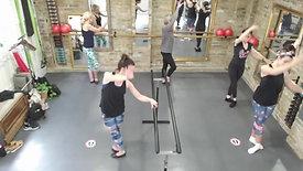 Ballet with Georgina Friday 25th June 2021