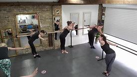 Ballet with Georgina 28th May, 2021