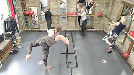 Barre 60 with Iris 11th July, 2021 11:00am