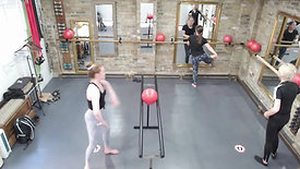 Barre 60 with Louisa 14th July, 2021