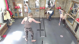 Barre 60 with Iris 11th July, 2021 9:00am
