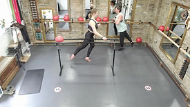 Barre 60 with Iris 10th July, 2021