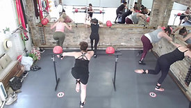 Barre and Stretch with Georgina 16th July 2021