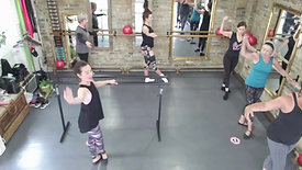Ballet with Georgina 2nd July, 2021 Edited