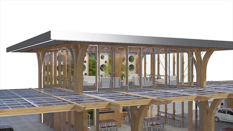 SoLiS - Solar Powered Mobility Hub