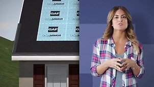 Alison Victoria (Star of HGTV's Windy City Rehab) - The Components of the GAF Roofing System