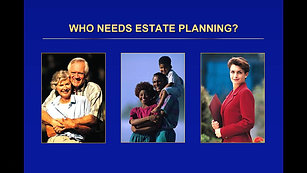 VIDEO: Estate Planning Explained