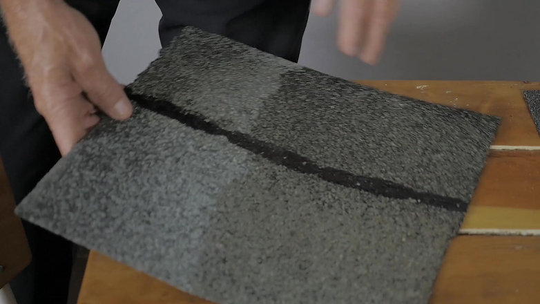 What is shingle rejuvination