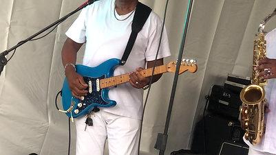 Ron Johnson on Guitar
