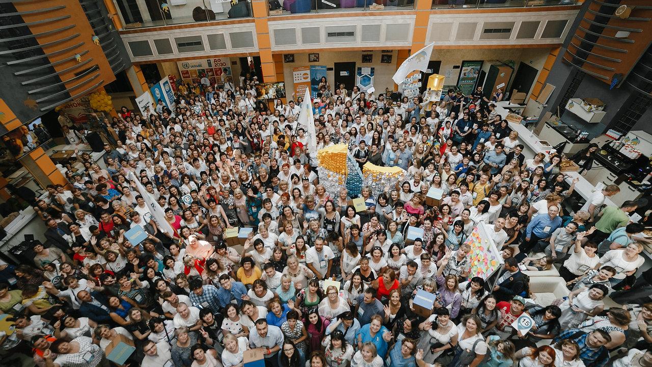 EdCamp Ukraine 2018 - усе має бути по-білому!