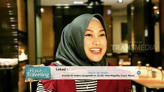 HIJAB TRAVELING | CAHAYA ISLAM DI LAS VEGAS ASIA (19/05/18) TASTE OF INDIA Macau