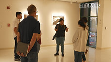 South Texas College Art Exhibits Explore Travel, Migration
