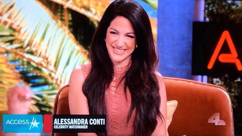 Alessandra Conti, Celebrity Matchmaker & Dating Coach