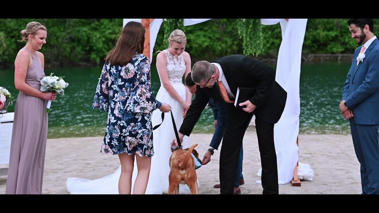 Lauren + Marco Mantica Wedding Film