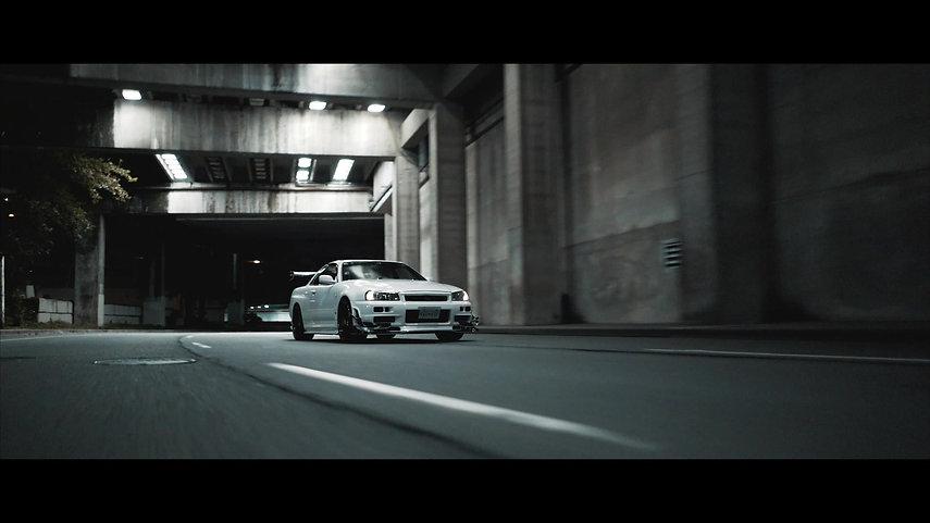Anson's R34 Skyline GT-R Sadboi