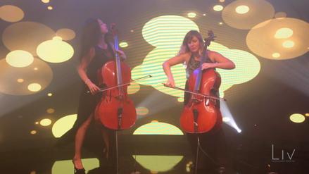 Deux Cellos - Pop Medley