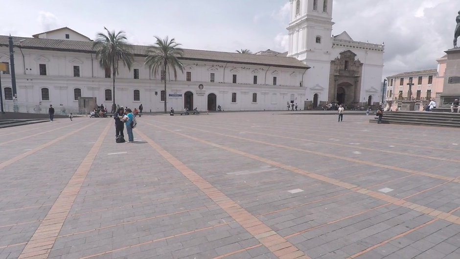 Quito Tour April 2018