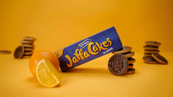 JaffaCakes Product Commercial