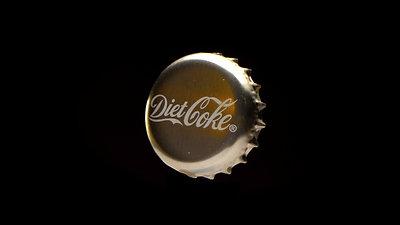 Diet Coke Bottle Top