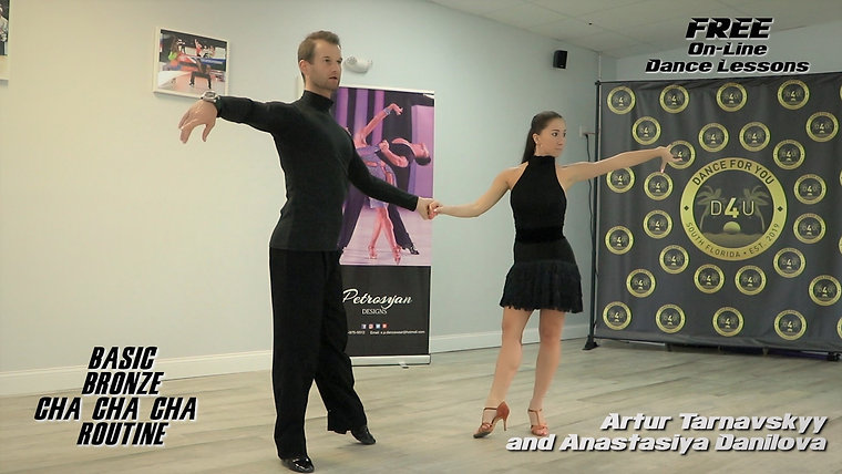 FREE Online Dance Lessons