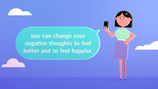 Reconstruct your Negative Thoughts