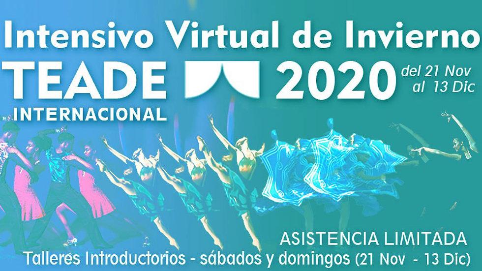 TEADE ESPAÑOL 2020 WEB