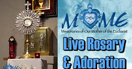 PRAY THE ROSARY with The Sisters - Jan. 31, 2020