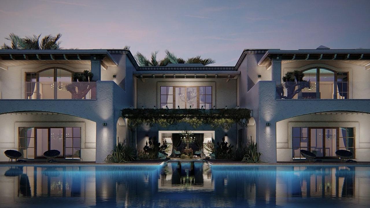 Villa Playa Ancon Cuba