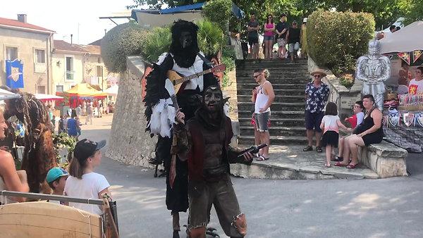 Festival Médiéval Balaruc le Vieux