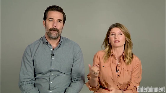 'Catastrophe' Stars Sharon Horgan & Rob Delaney Teach You How To Social Media  - Entertainment Weekly